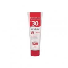 Protetor Solar Sunlau 30 FPS com Repelente de Insetos -120 ml