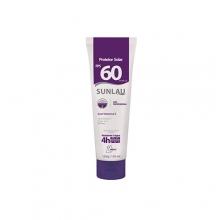 Protetor Solar Sunlau 60 FPS -120 ml