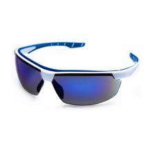 Óculos de Segurança - Neon - Lente Azul Espelhado