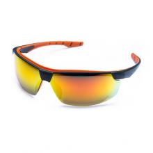 Óculos de Segurança - Neon - Lente Vermelho Espelhado