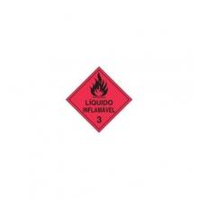 Placa Identificação de Carga