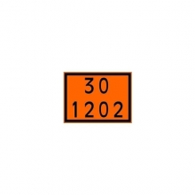 Placa Classificação de Risco