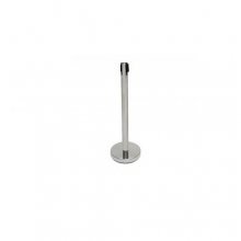 Pedestal Cromado Retrátil -3 mts de Fita
