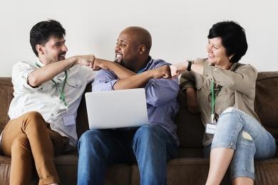 Práticas inusitadas transformam o ambiente de trabalho e promovem saúde e bem-estar dos funcionários
